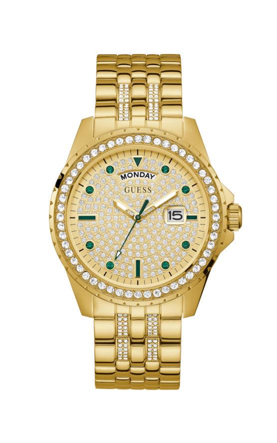 GUESS COMET GW0218G2 Ανδρικό Ρολόι Quartz Ακριβείας