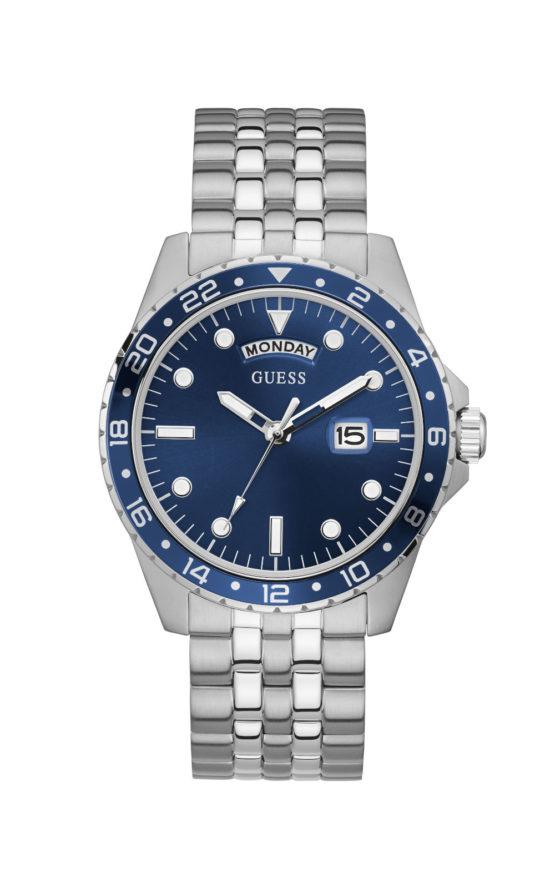 GUESS COMET GW0220G1 Ανδρικό Ρολόι Quartz Ακριβείας