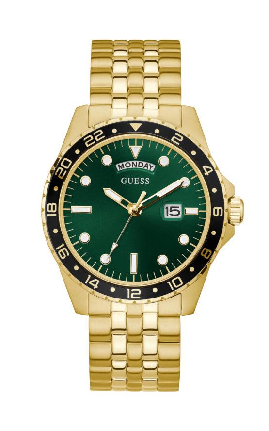 GUESS COMET GW0220G2 Ανδρικό Ρολόι Quartz Ακριβείας
