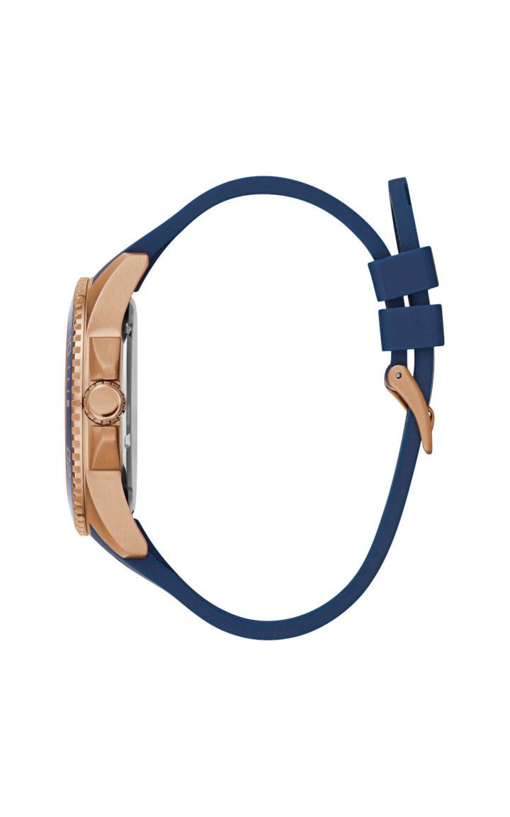 GUESS CREW W1109G3 Ανδρικό Ρολόι Quartz Ακριβείας 2