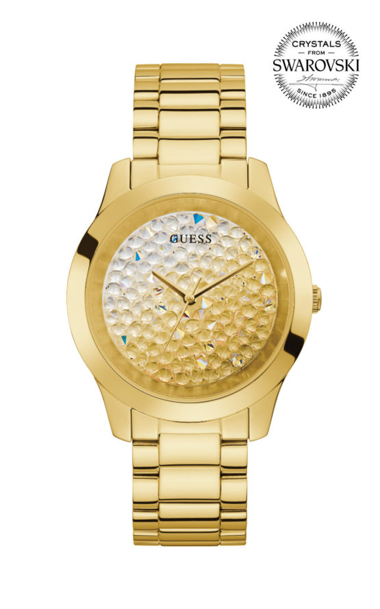 GUESS CRUSH GW0020L2 Γυναικείο Ρολόι Quartz Ακριβείας