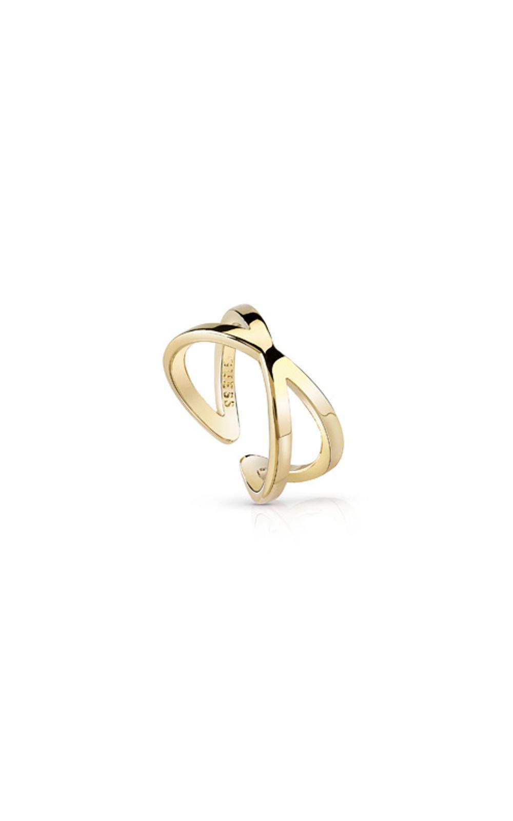 GUESS FAUX UBR84005-54 Χρυσό Δαχτυλίδι