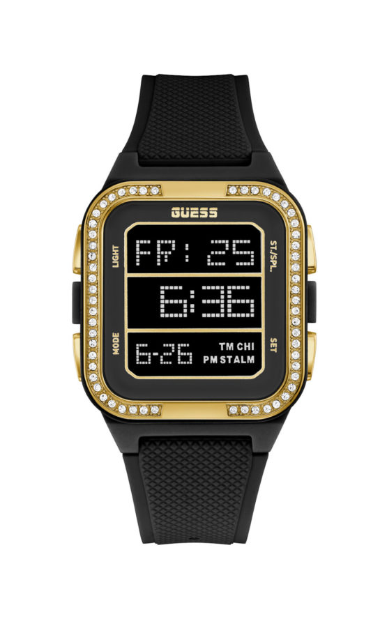 GUESS FLASH GW0224L2 Γυναικείο Ρολόι Digital