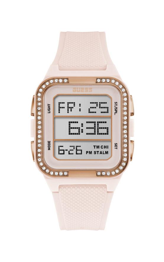 GUESS FLASH GW0224L3 Γυναικείο Ρολόι Digital