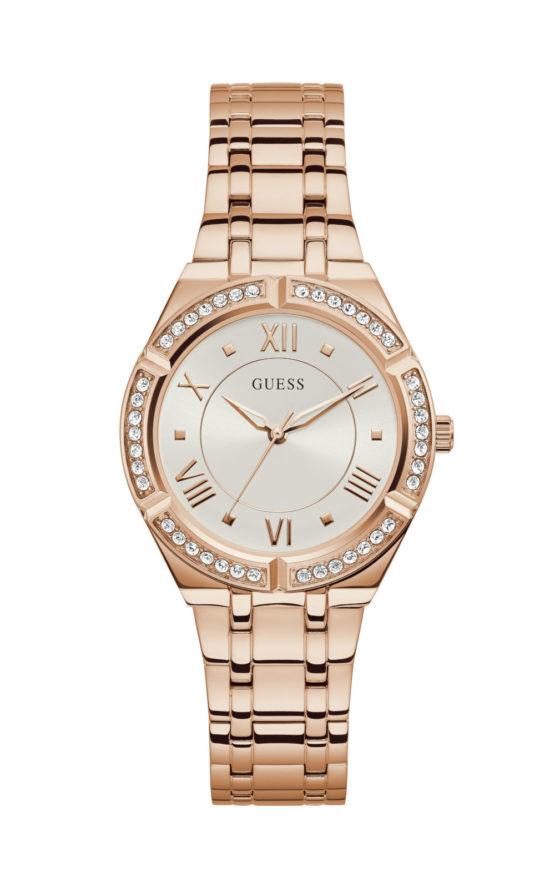 GUESS GW0033L3 Γυναικείο Ρολόι Quartz Ακριβείας