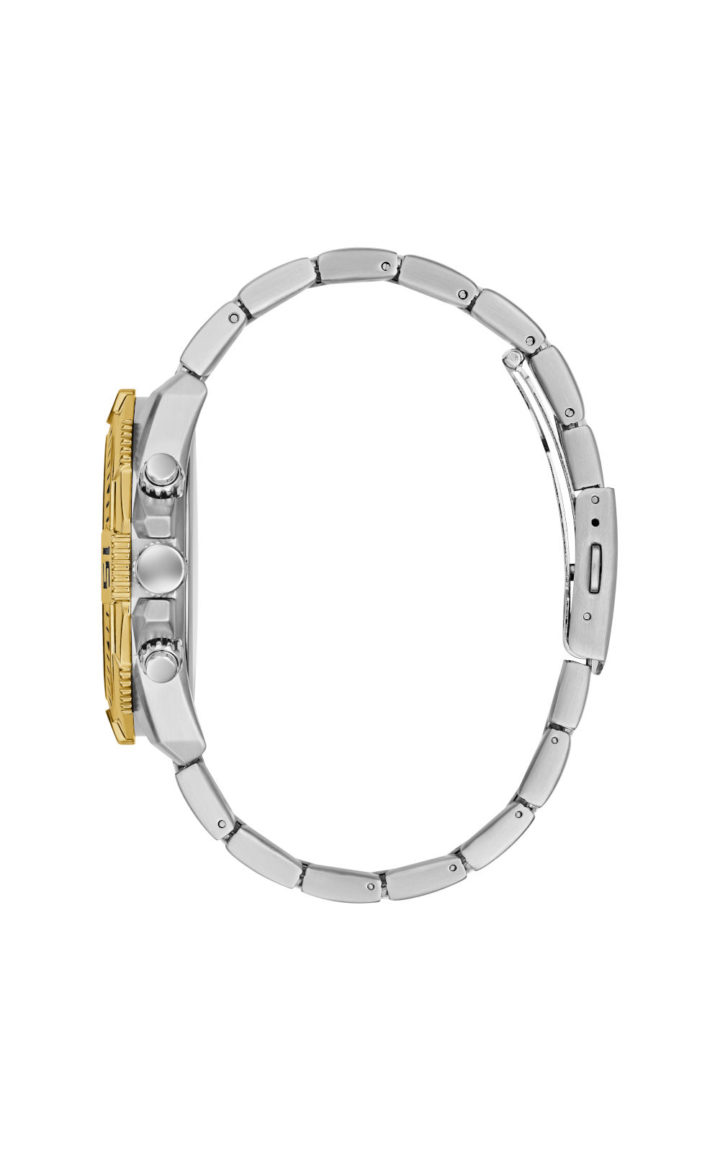 GUESS GW0056G4 Ανδρικό Ρολόι Quartz Χρονογράφος Ακριβείας 2