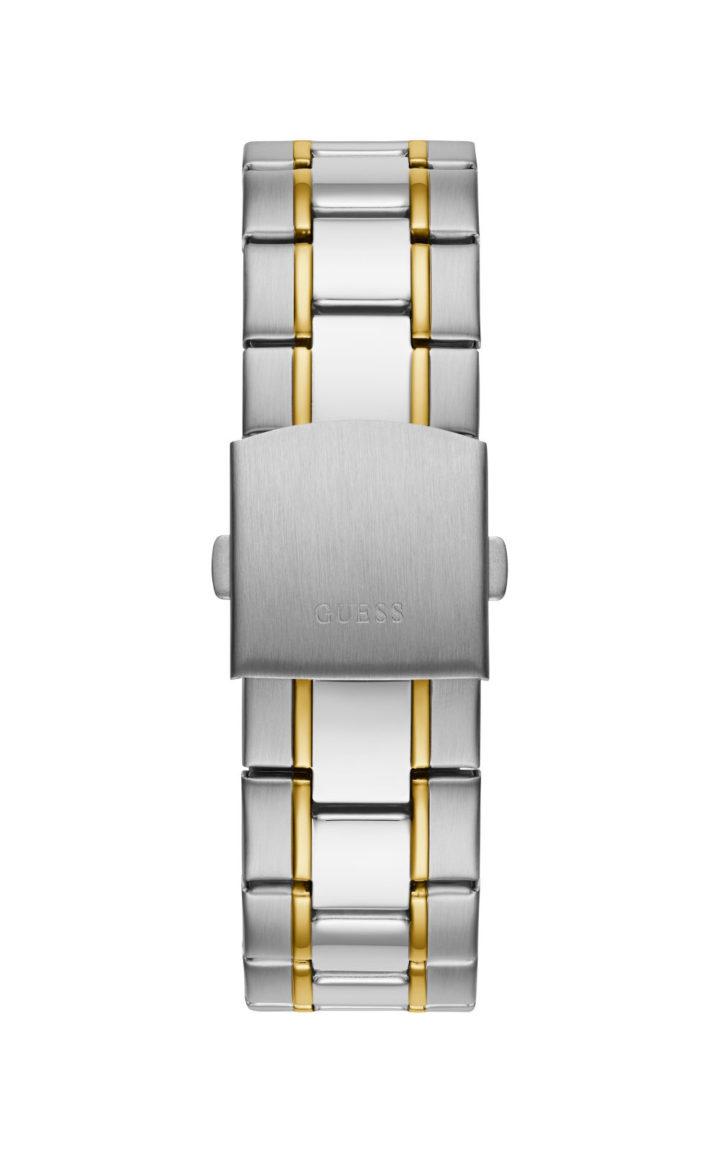 GUESS GW0056G4 Ανδρικό Ρολόι Quartz Χρονογράφος Ακριβείας 3