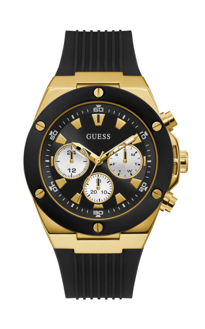 GUESS GW0057G1 Ανδρικό Ρολόι Quartz Χρονογράφος Ακριβείας