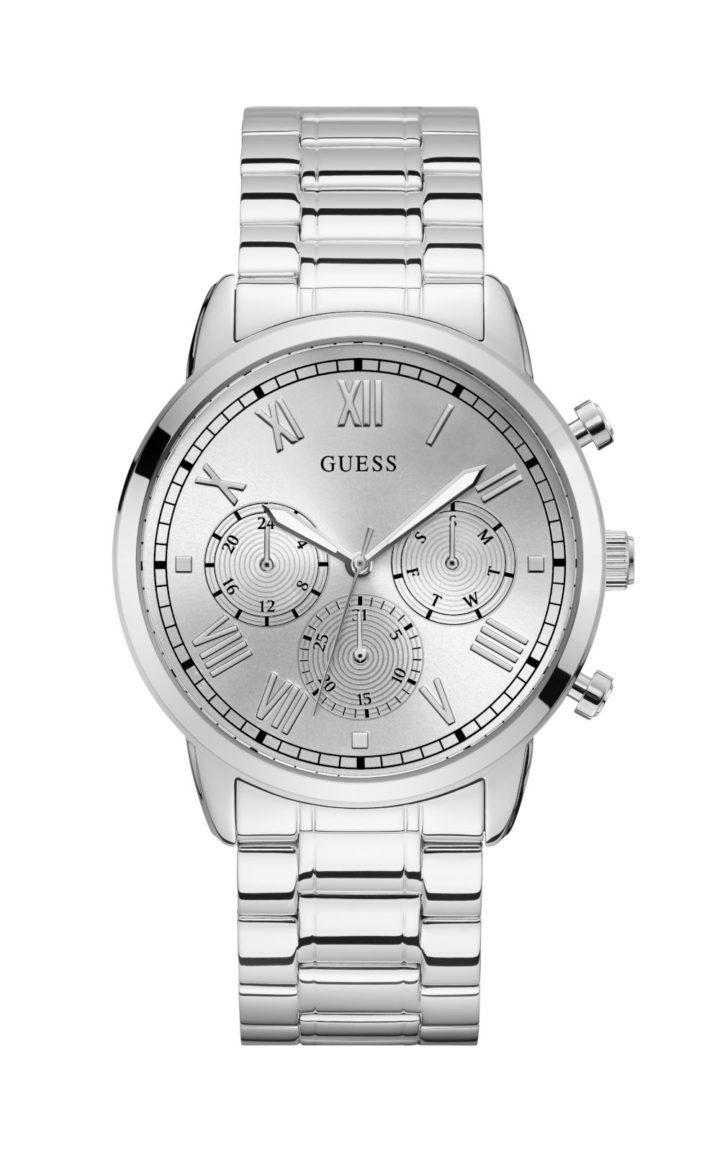 GUESS GW0066G1 Ανδρικό Ρολόι Quartz Χρονογράφος Ακριβείας