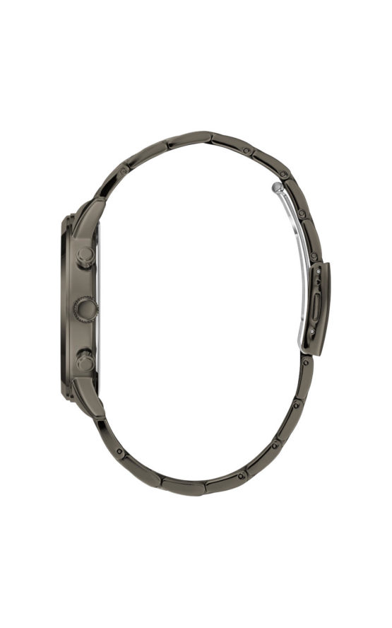 GUESS HENDRIX W1309G3 Ανδρικό Ρολόι Quartz Χρονογράφος Ακριβείας 2
