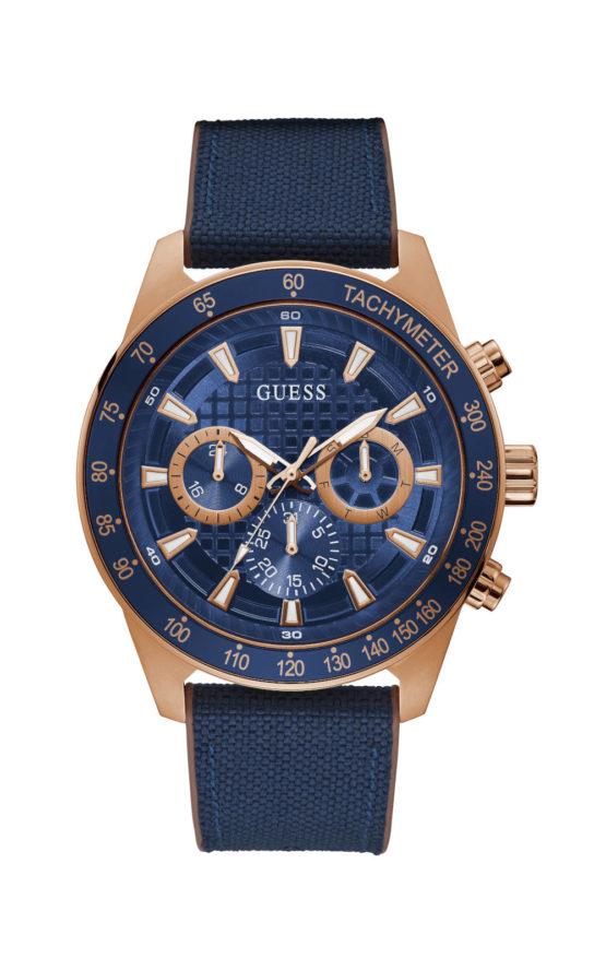 GUESS MAGNITUDE GW0206G2 Ανδρικό Ρολόι Quartz Multi-Function