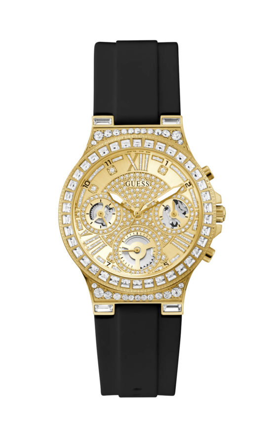 GUESS MOONLIGHT GW0257L1 Γυναικείο Ρολόι Quartz Multi-Function