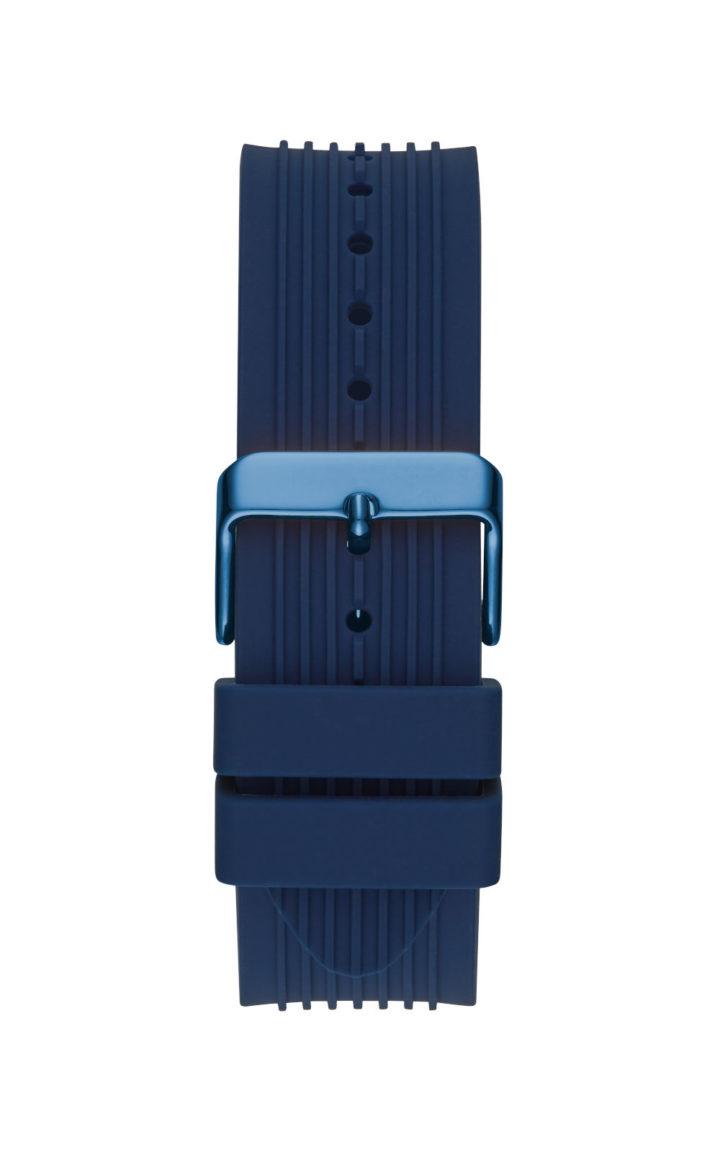 GUESS POSEIDON GW0057G2 Ανδρικό Ρολόι Quartz Χρονογράφος Ακριβείας 3