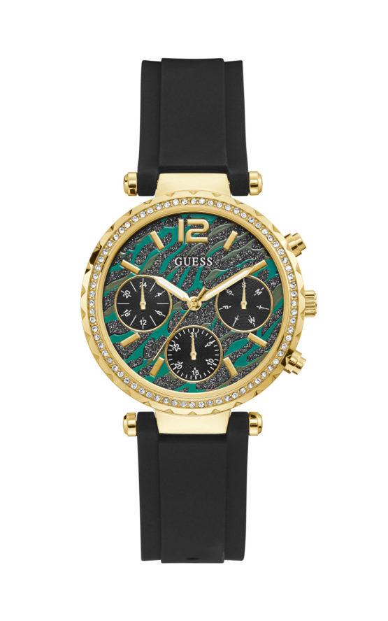GUESS SOLSTICE GW0113L1 Γυναικείο Ρολόι Quartz Χρονογράφος Ακριβείας