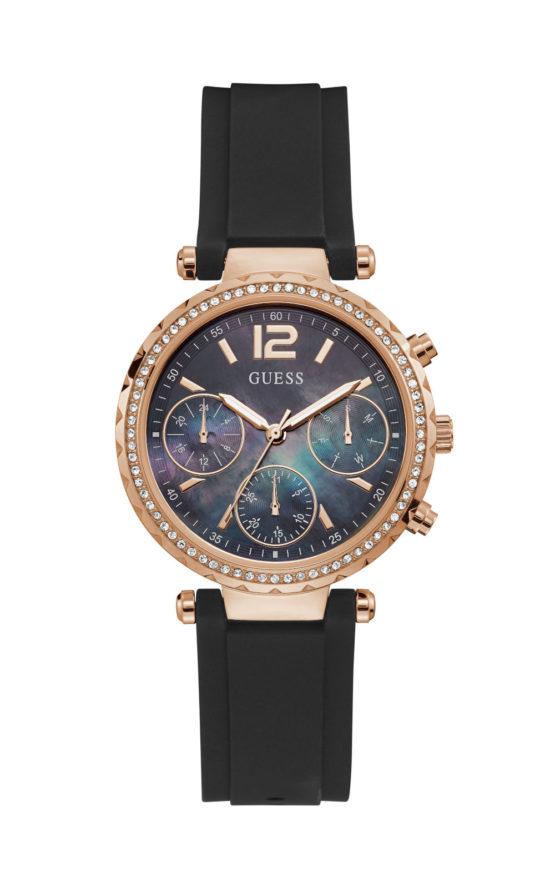 GUESS SOLSTICE GW0113L2 Γυναικείο Ρολόι Quartz Χρονογράφος Ακριβείας
