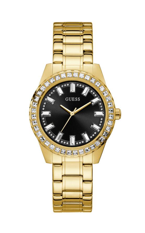 GUESS SPARKLER GW0111L2 Γυναικείο Ρολόι Quartz Ακριβείας