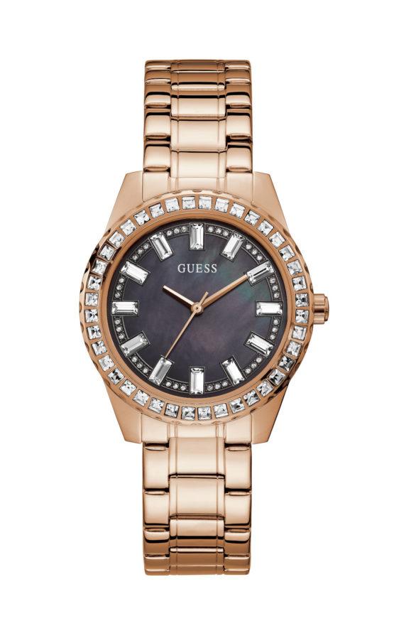 GUESS SPARKLER GW0111L3 Γυναικείο Ρολόι Quartz Ακριβείας
