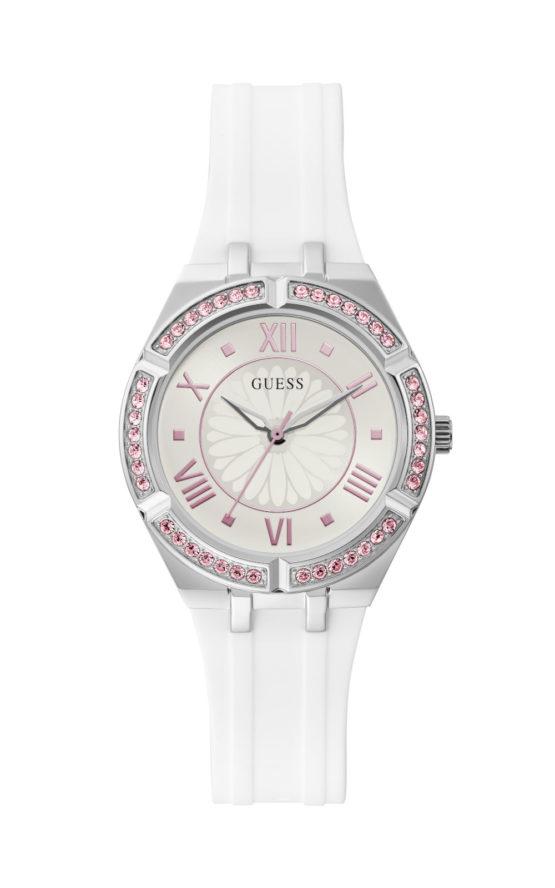 GUESS SPARKLING PINK GW0032L1 Γυναικείο Ρολόι Quartz Ακριβείας