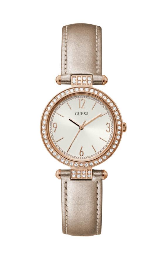 GUESS TERRACE GW0116L1 Γυναικείο Ρολόι Quartz Ακριβείας