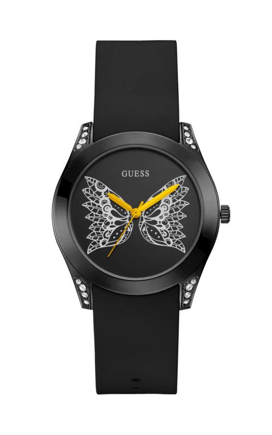 GUESS W0023L10 Γυναικείο Ρολόι Quartz Ακριβείας