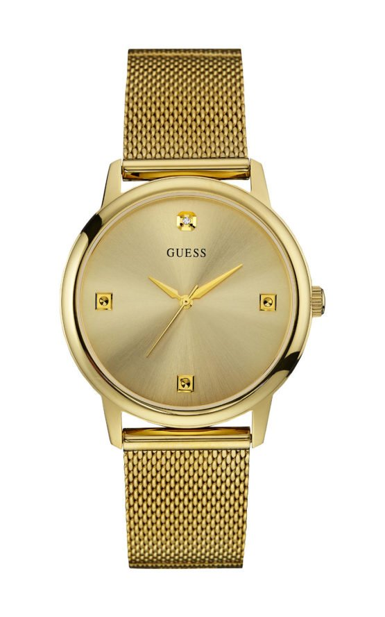 GUESS W0280G3 Γυναικείο Ρολόι Quartz Ακριβείας