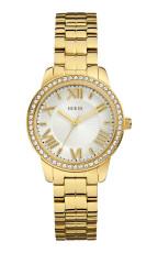 GUESS W0444L2 Γυναικείο Ρολόι Quartz Ακριβείας