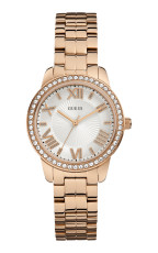 GUESS W0444L3 Γυναικείο Ρολόι Quartz Ακριβείας