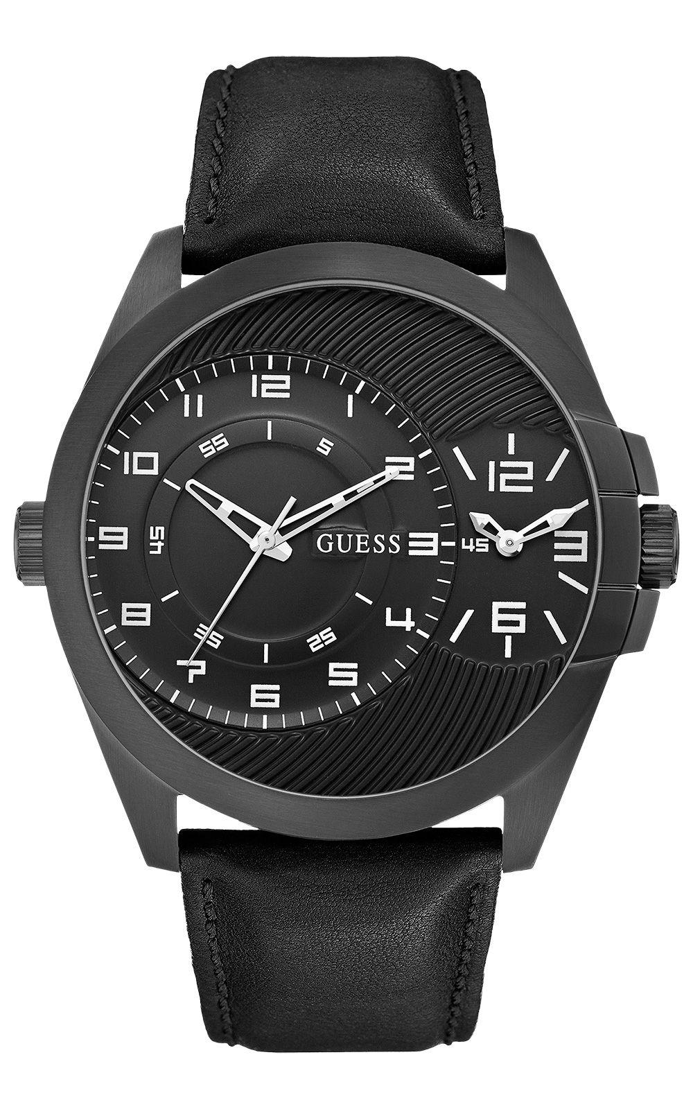 GUESS W0505G5 Ανδρικό Ρολόι Quartz Dual Time 7b0b56188a0