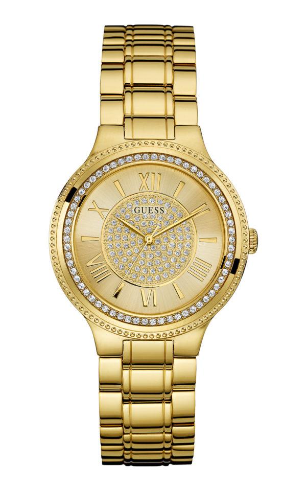 GUESS W0637L2 Γυναικείο Ρολόι Quartz Ακριβείας