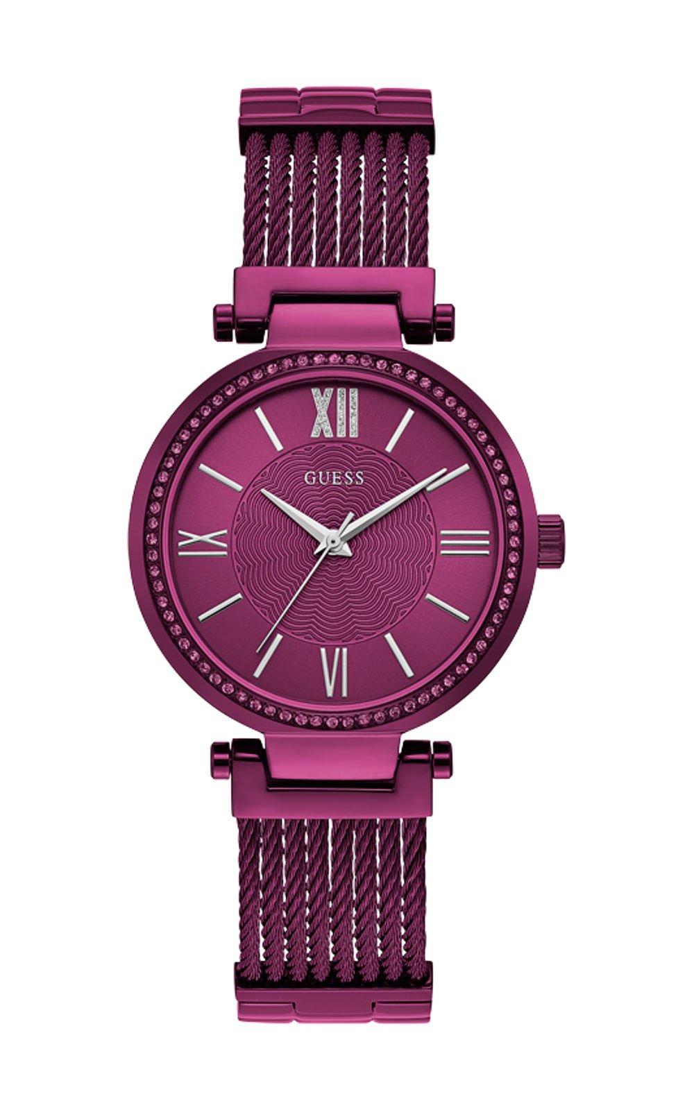GUESS W0638L6 Γυναικείο Ρολόι Quartz Ακριβείας