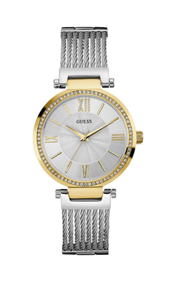 GUESS W0638L7 Γυναικείο Ρολόι Quartz Ακριβείας