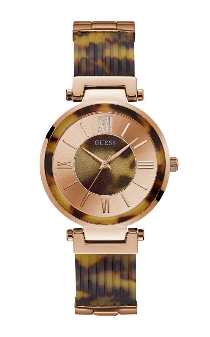 GUESS W0638L8 Γυναικείο Ρολόι Quartz Ακριβείας