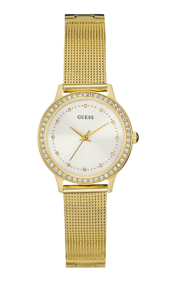 GUESS W0647L7 Γυναικείο Ρολόι Quartz Ακριβείας