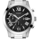 GUESS-W0668G3-Ανδρικό-Ρολόι-Quartz-Χρονογράφος-Ακριβείας