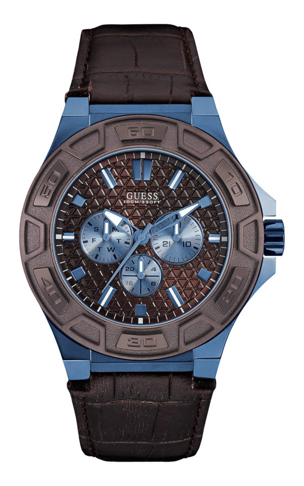 GUESS W0674G5 Ανδρικό Ρολόι Quartz Multi-Function