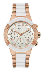 GUESS W0770L2 Γυναικείο Ρολόι Quartz Multi-Function