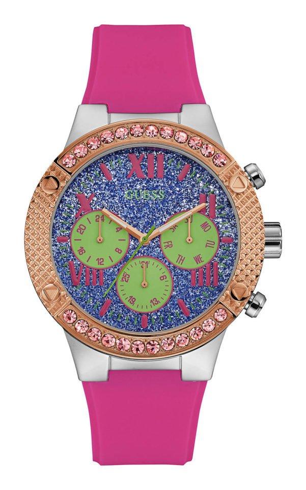 GUESS W0772L4 Γυναικείο Ρολόι Quartz Multi-Function
