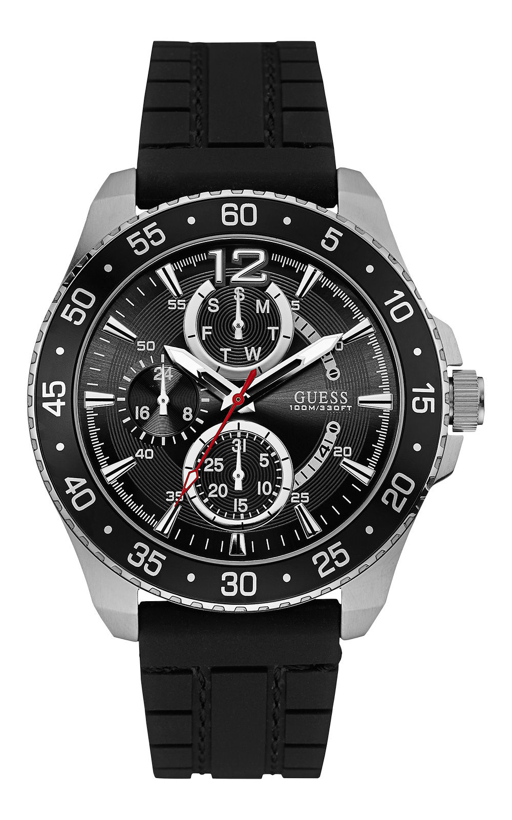 GUESS W0798G1 Ανδρικό Ρολόι Quartz Multi-Function 4004abc1f8c