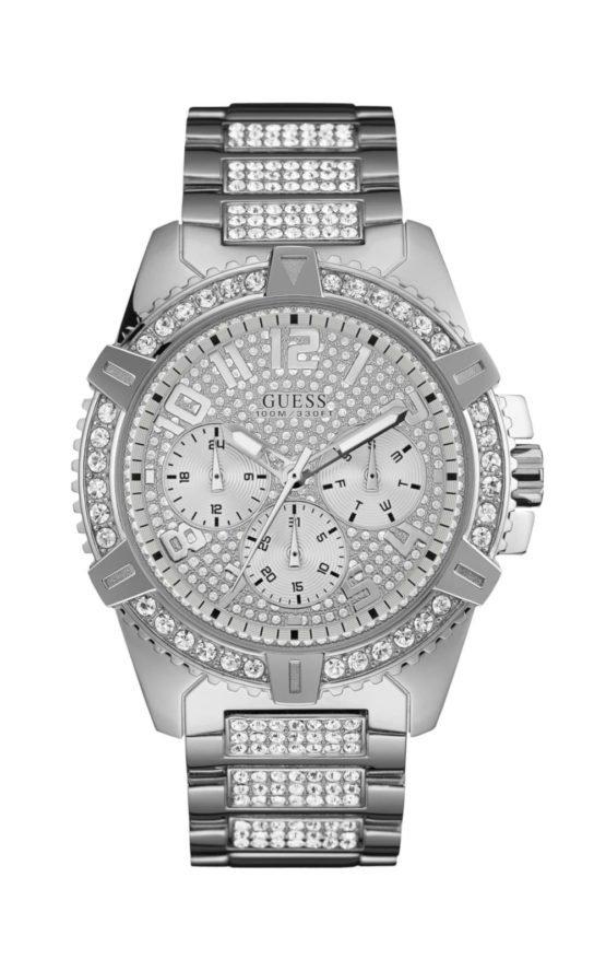 GUESS W0799G1 Γυναικείο Ρολόι Quartz Multi-Function