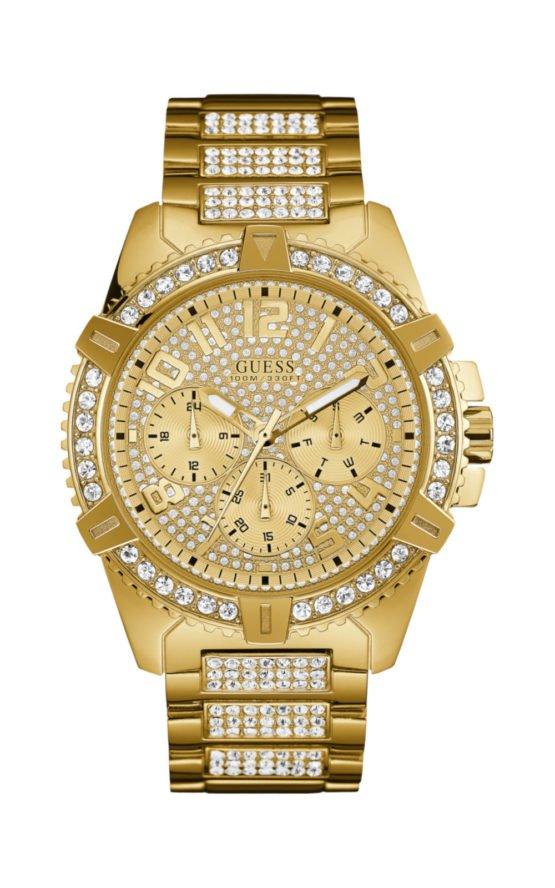 GUESS W0799G2 Γυναικείο Ρολόι Quartz Multi-Function
