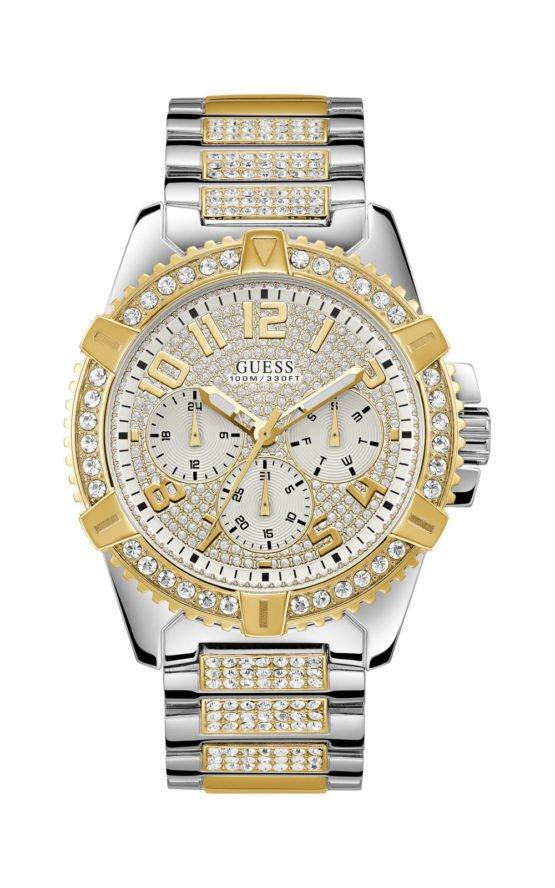 GUESS W0799G4 Γυναικείο Ρολόι Quartz Multi-Function