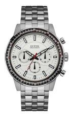 GUESS W0801G1 Ανδρικό Ρολόι Quartz Χρονογράφος Ακριβείας