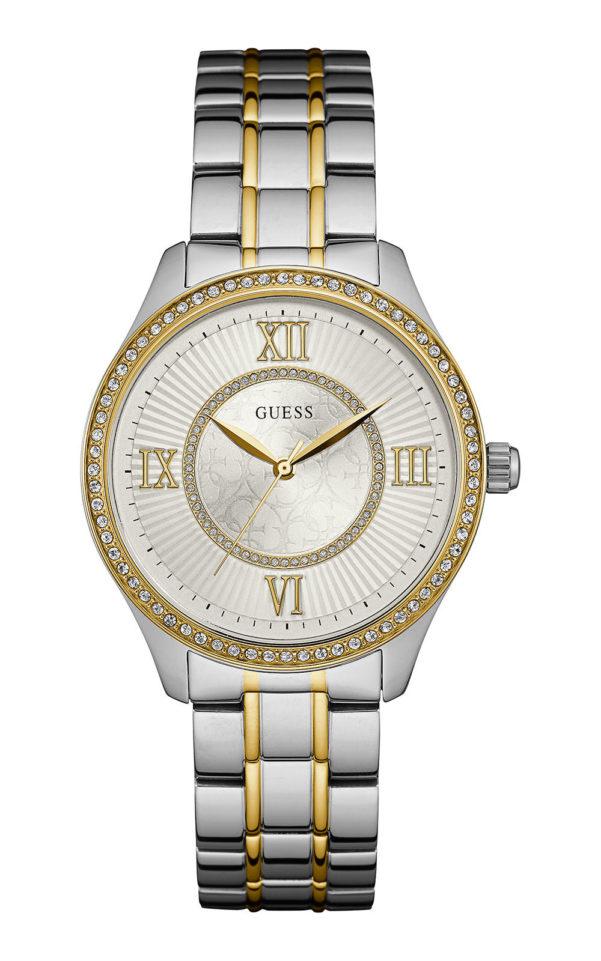 GUESS W0825L2 Γυναικείο Ρολόι Quartz Ακριβείας
