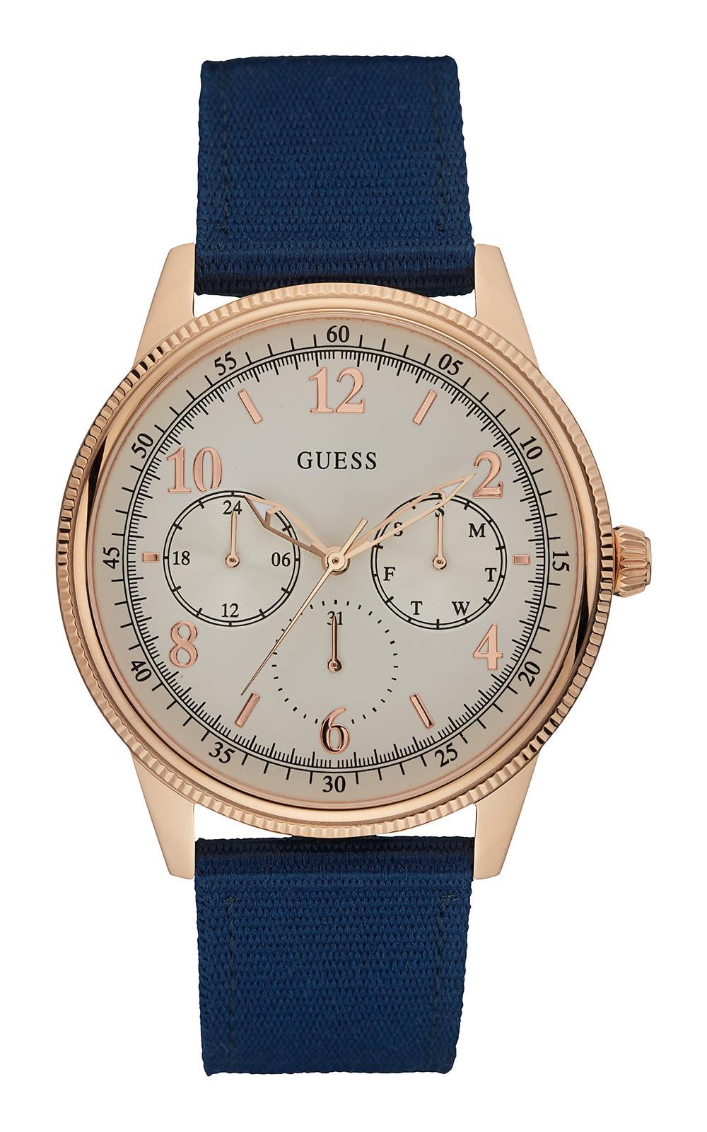 GUESS W0863G4 Ανδρικό Ρολόι Quartz Multi-Function