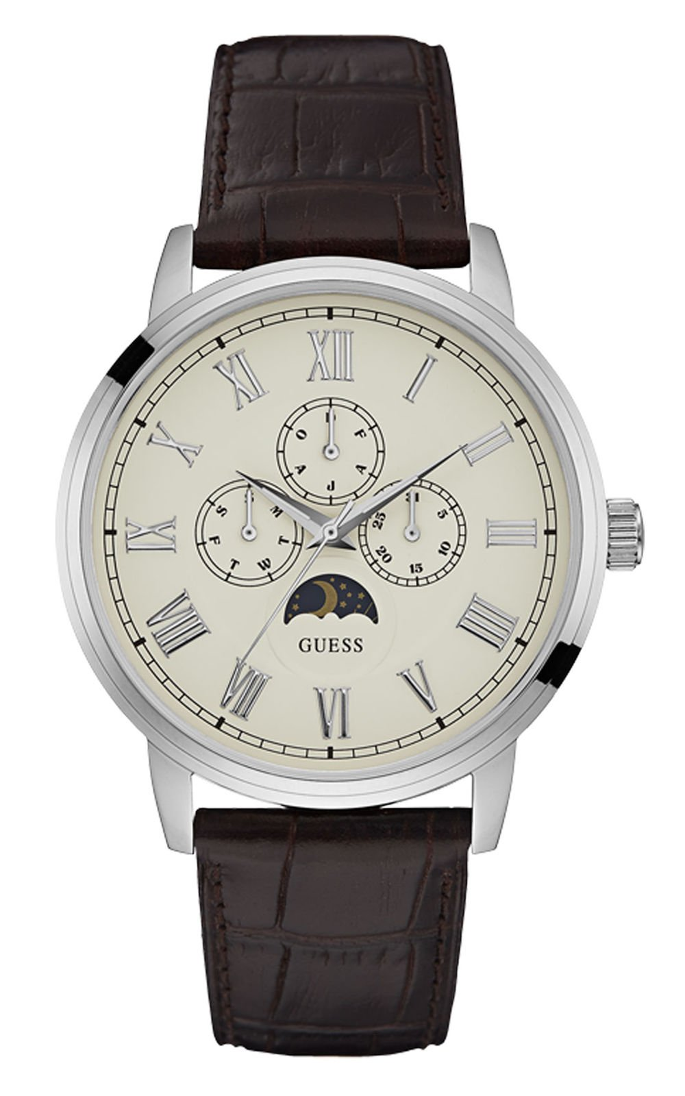 GUESS W0870G1 Ανδρικό Ρολόι Quartz Multi-Function