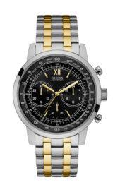 GUESS W0915G2 Ανδρικό Ρολόι Quartz Χρονογράφος Ακριβείας