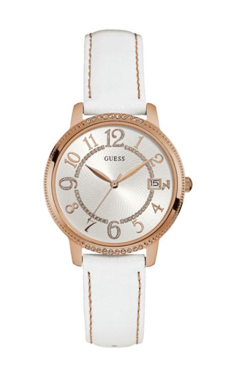 GUESS W0930L1 Γυναικείο Ρολόι Quartz Ακριβείας