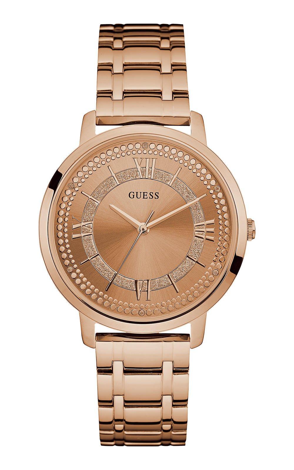 GUESS W0933L3 Γυναικείο Ρολόι Quartz Ακριβείας