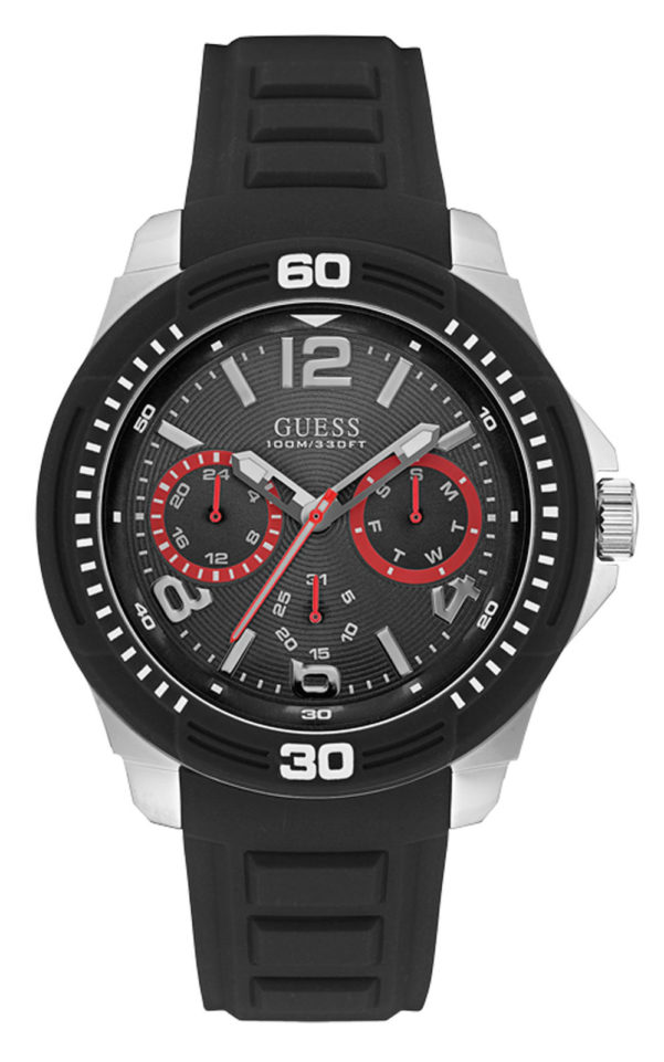GUESS W0967G1 Ανδρικό Ρολόι Quartz Multi-Function