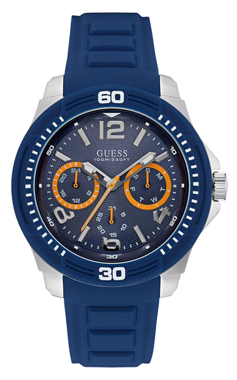 GUESS W0967G2 Ανδρικό Ρολόι Quartz Multi-Function